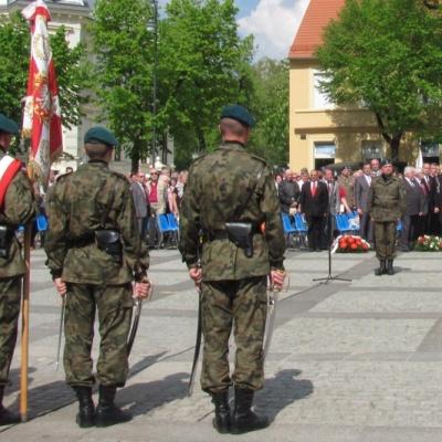 68 rocznica zakończenia II wojny światowej